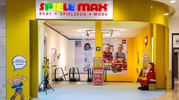 SPIELE MAX Filiale Saarbrücken