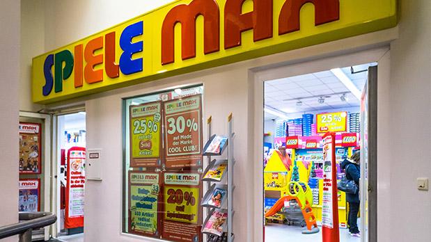 SPIELE MAX Filiale Berlin - Spandau