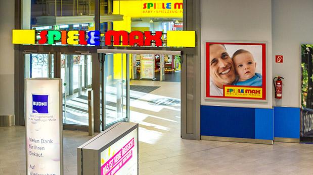 SPIELE MAX Filiale Hamburg - Barmbek - Süd