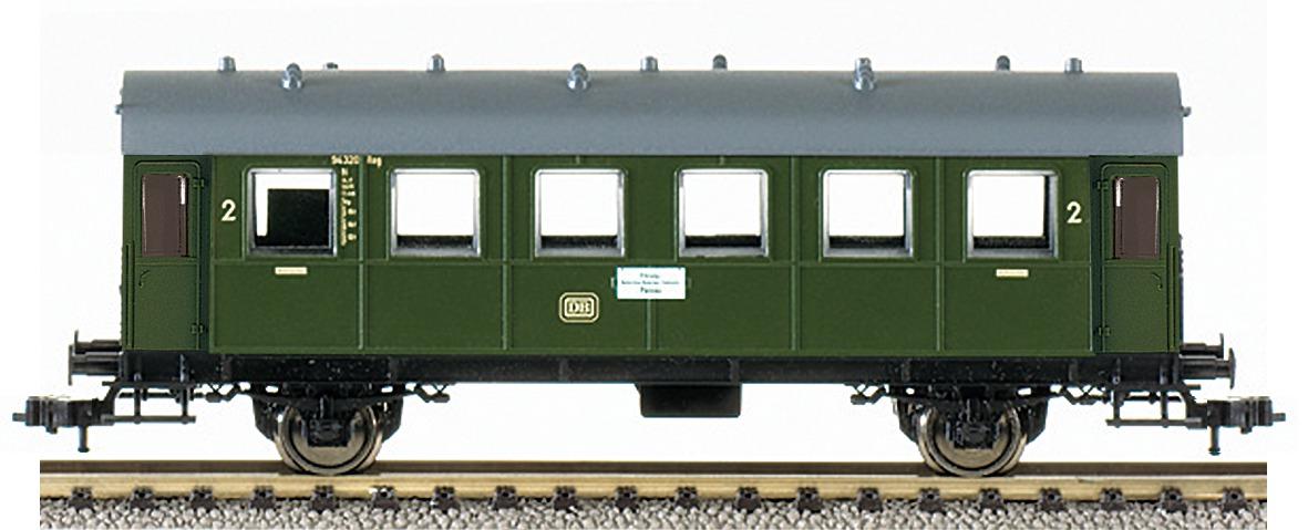 Fleischmann 500301 H0 Personenwagen 2.Klasse DB