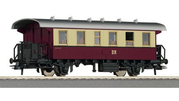 Roco 54334 H0 Personenwagen 2.Klasse DR IV