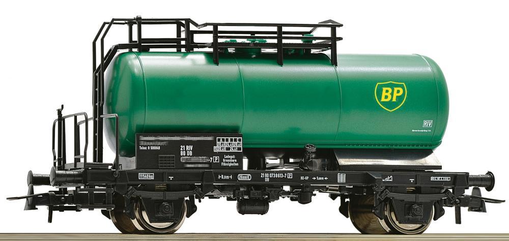 Roco 56263 H0 Kesselwagen BP DB IV