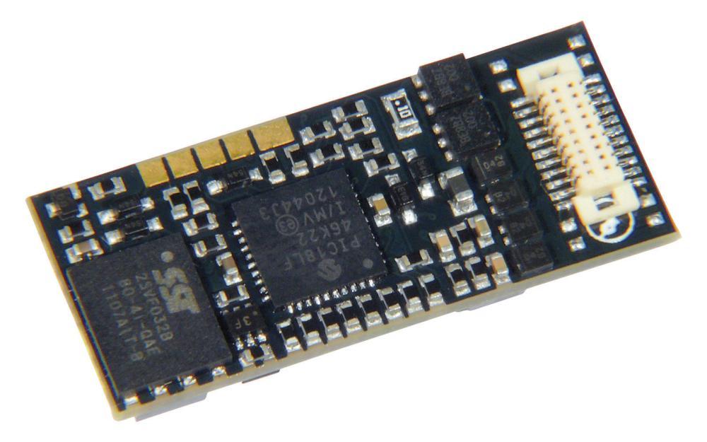 Fleischmann N/TT Sounddecoder Next 18 DCC