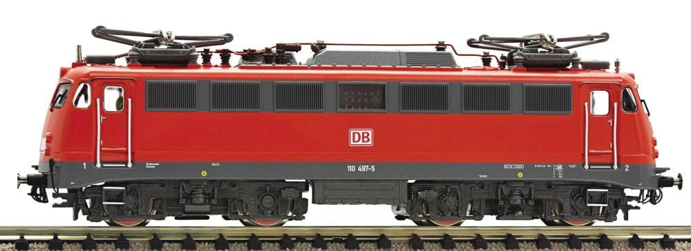 Fleischmann 733808 N E-Lok BR 110.3 rot DB AG V