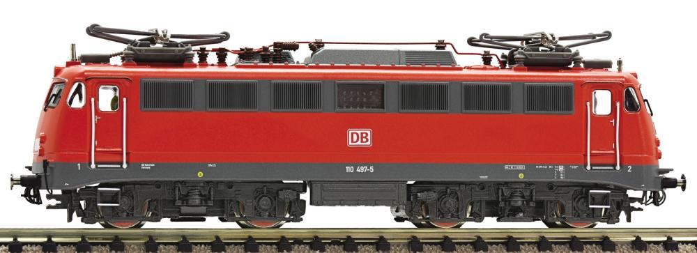 Fleischmann 733878 N E-Lok BR 110.3 rot DB AG V