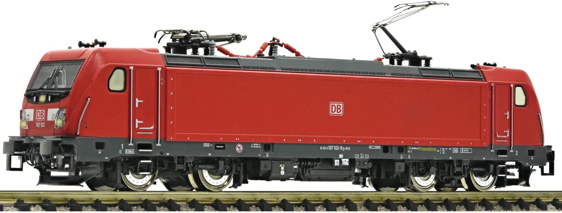 Fleischmann 738901 N E-Lok BR 187 DB AG VI