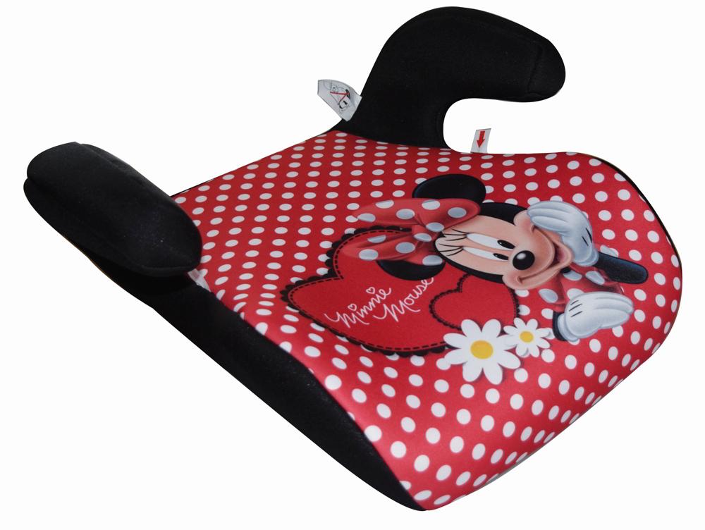 Hits4Kids Autositzerhöher Minnie Mouse