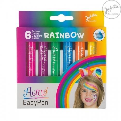 Aqua EasyPen-Schminkstifte Regenbogen