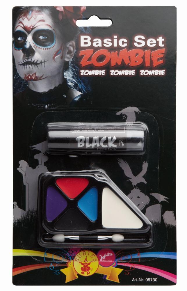 Schminkset Zombie