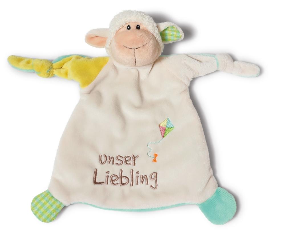 My First NICI Schmusetuch Lamm unser Liebling