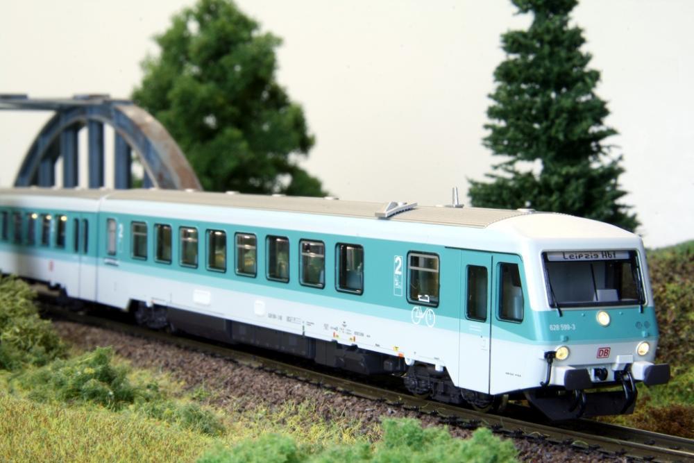 KRES 6284MD TT Nahverkehr-Triebwagen BR628.4 DB AG