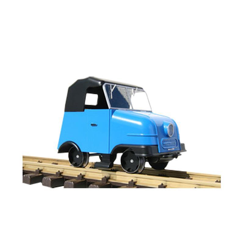 KRES 90000 G Gleiskraftrad GKR Typ 1 Schienentrabi