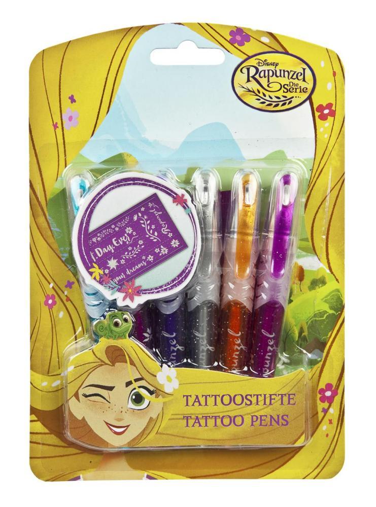 Rapunzel Tattoo Stifte