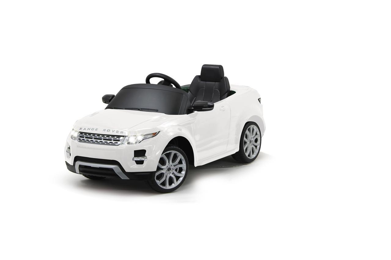 Land Rover Evoque weiß