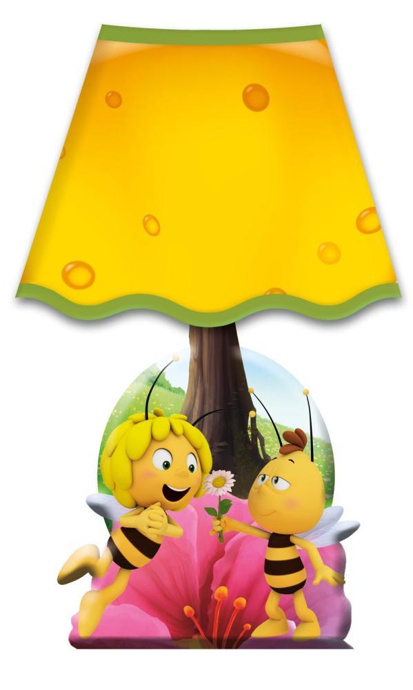 Wandsticker Biene Maja
