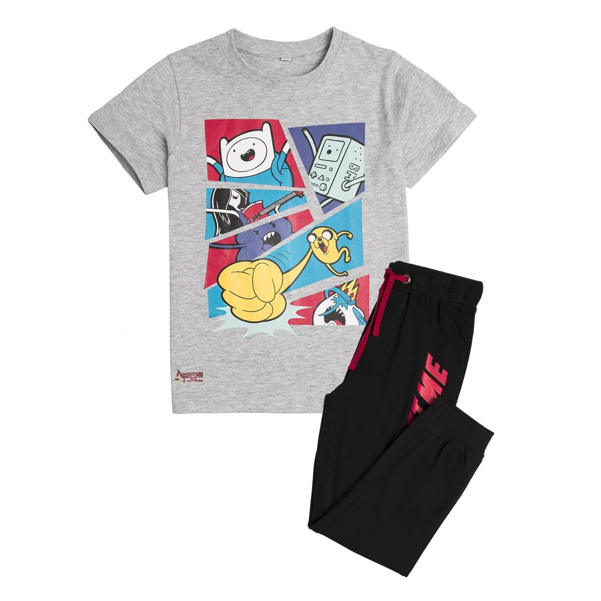 COOL CLUB Schlafanzug Adventure Time