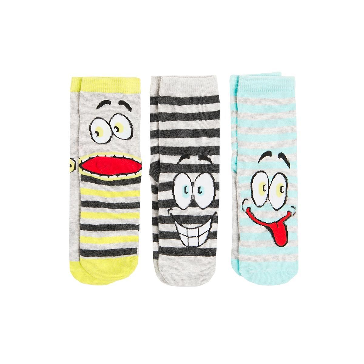 Socken 3er Pack für Jungen