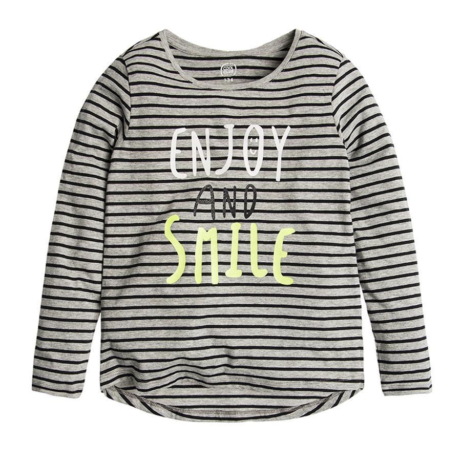 Langarmshirt für Mädchen