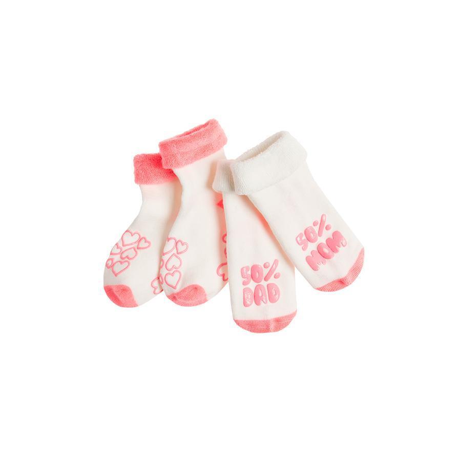 Baby Socken 2er-Pack für Mädchen