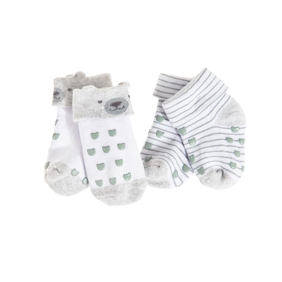 Baby Socken 2er Pack