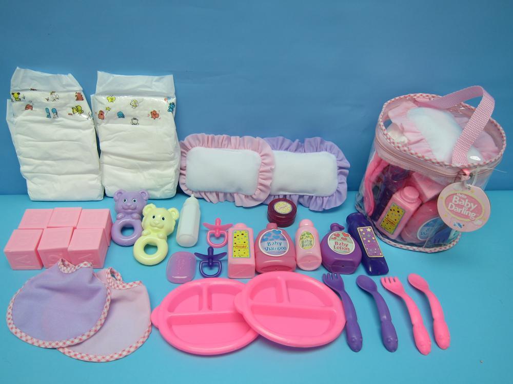 SMIKI Puppenpflege Set bei Spiele Max