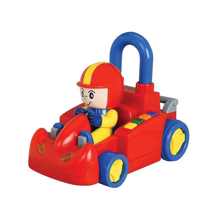 Smiki Drück- und Fahr Rennwagen