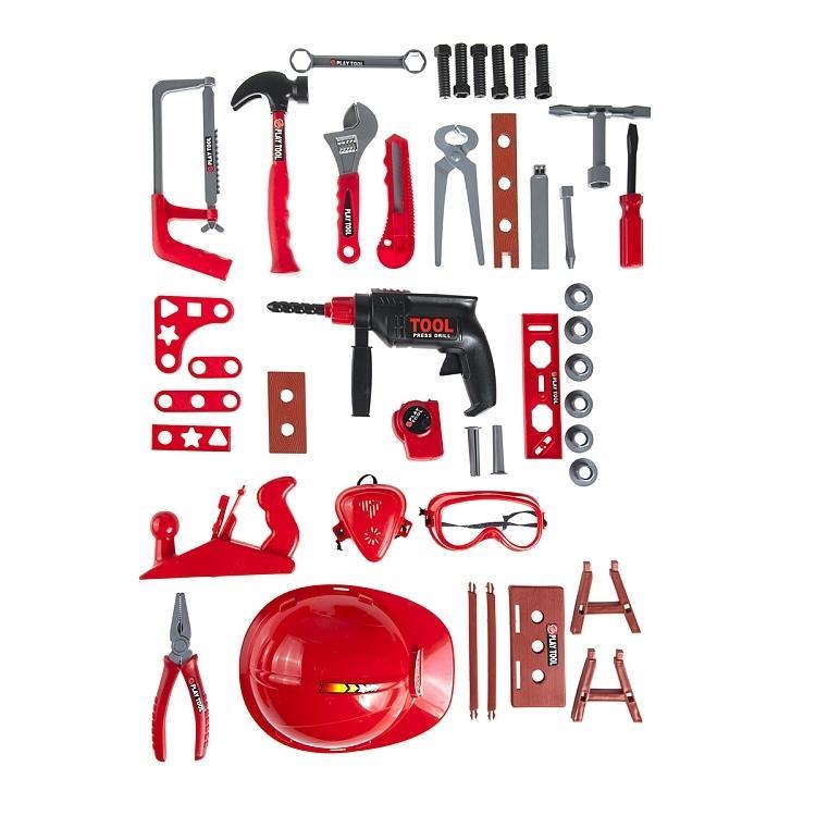 Smiki Werkzeugset 43-teilig