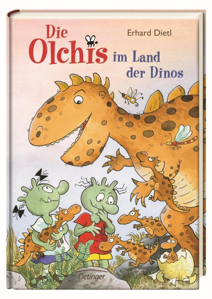 Olchis im Land der Dinos