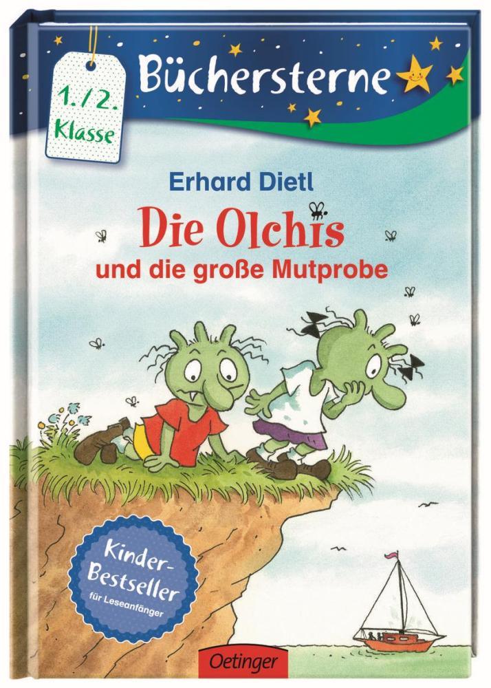 Oetinger Olchis große Mutprobe 1./2. Klasse