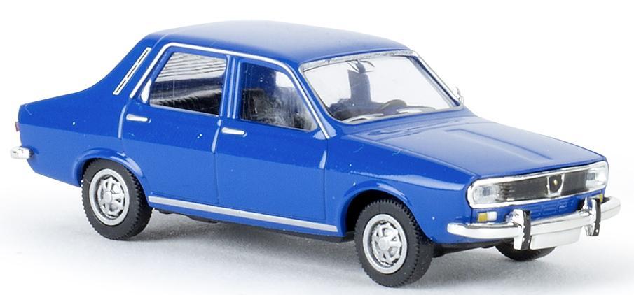 Brekina 14519 Renault 12 TL blau
