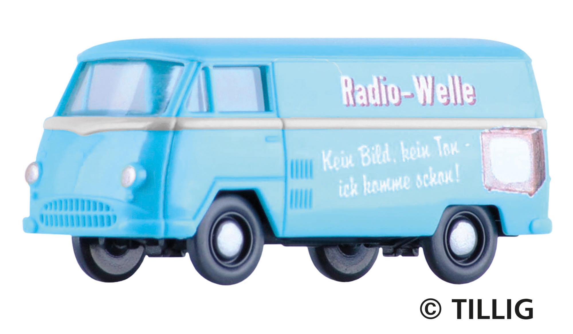 Tillig TT Matador Radio-Welle