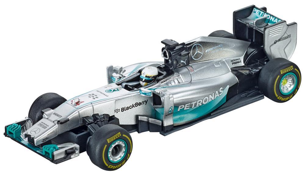 Carrera GO!!! MB F1 W05 Hybrid L.Hamilton