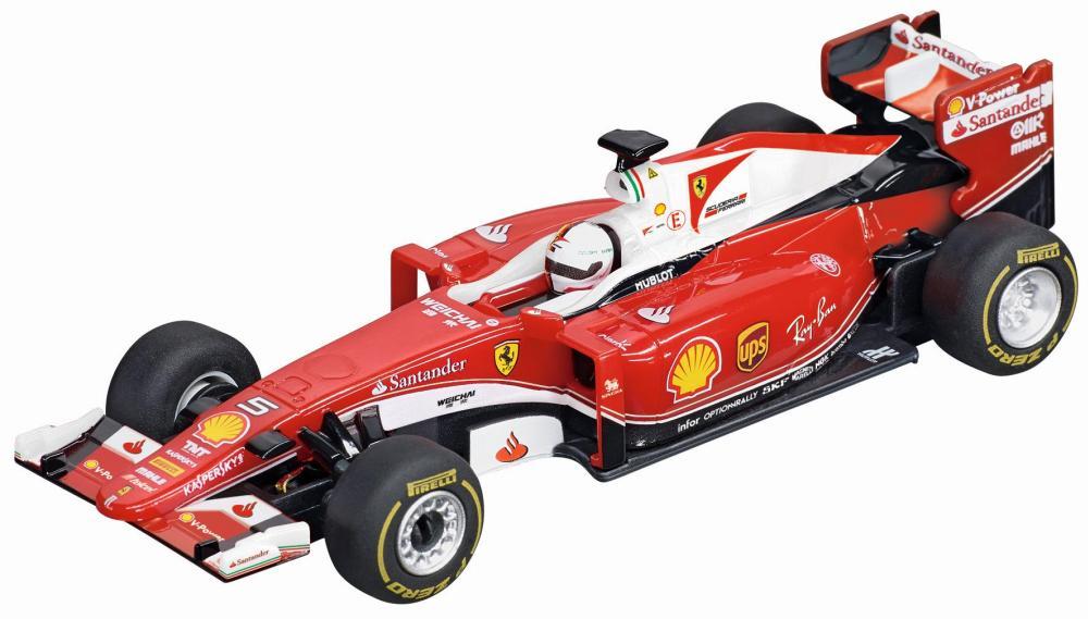 "Carrera GO!!! Ferrari SF16-H ""S.Vettel, No.5"""