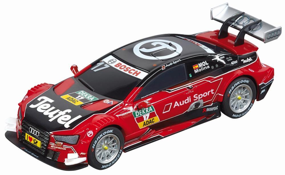 """Carrera GO!!! Teufel Audi RS 5 DTM """"M.Molina, No.1"""