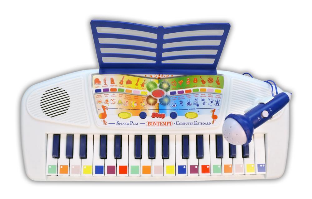 Bontempi Sprechende Elektronik-Orgel