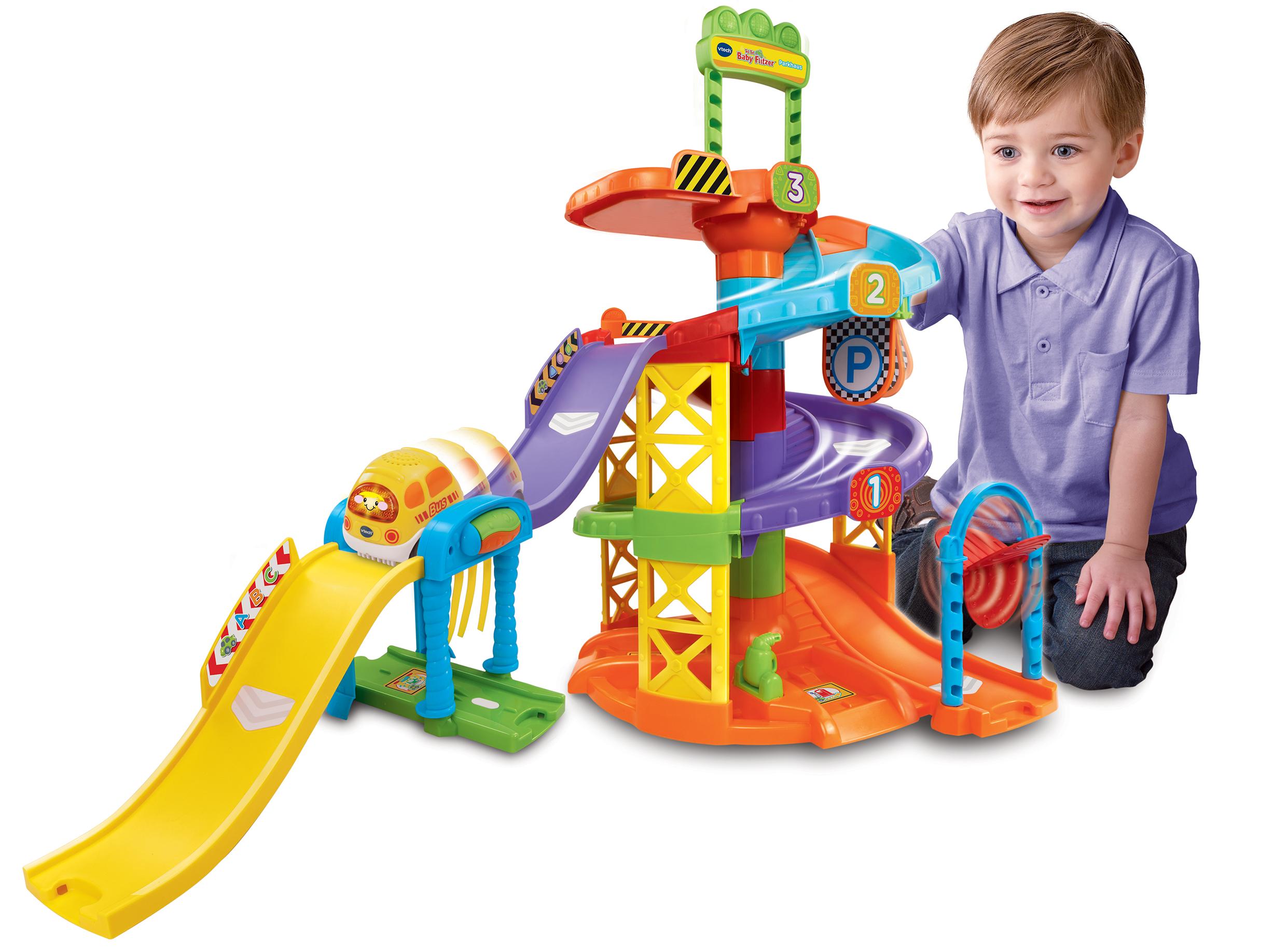 Tut Tut Baby Flitzer Parkhaus