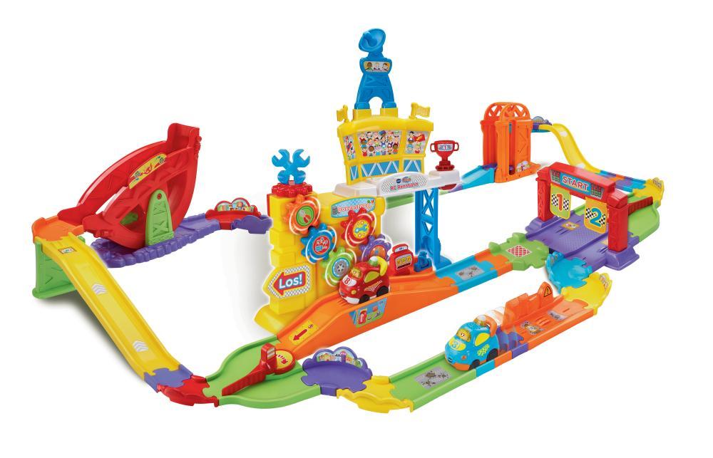 Tut Tut Baby Flitzer - RC Rennbahn