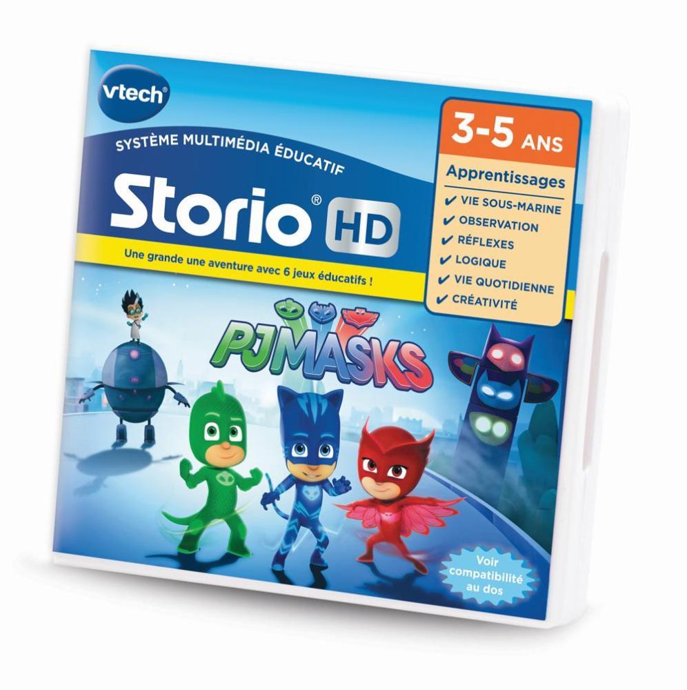 Vtech Storio PJ Masks HD