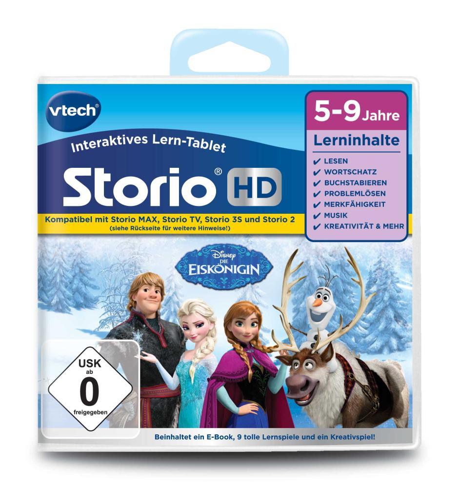 Vtech Storio Lernspiel Disney Die Eiskönigin