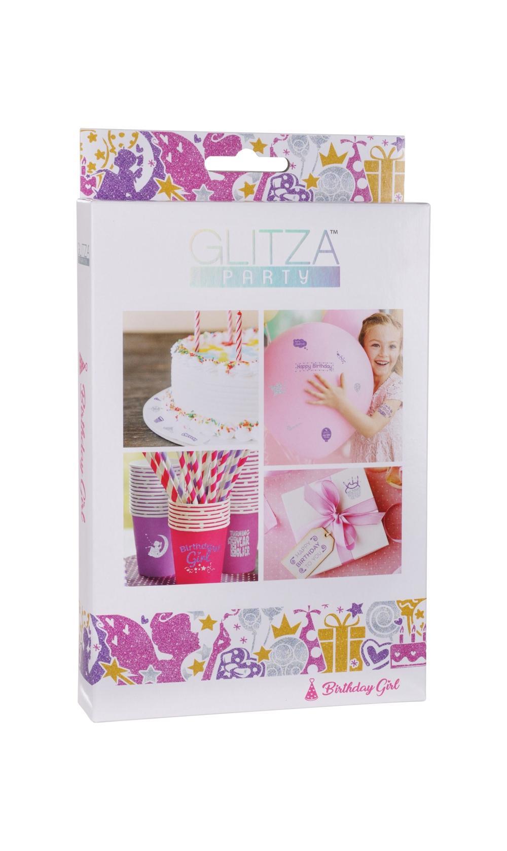 Knorrtoys Glitza Party Birthday Girl