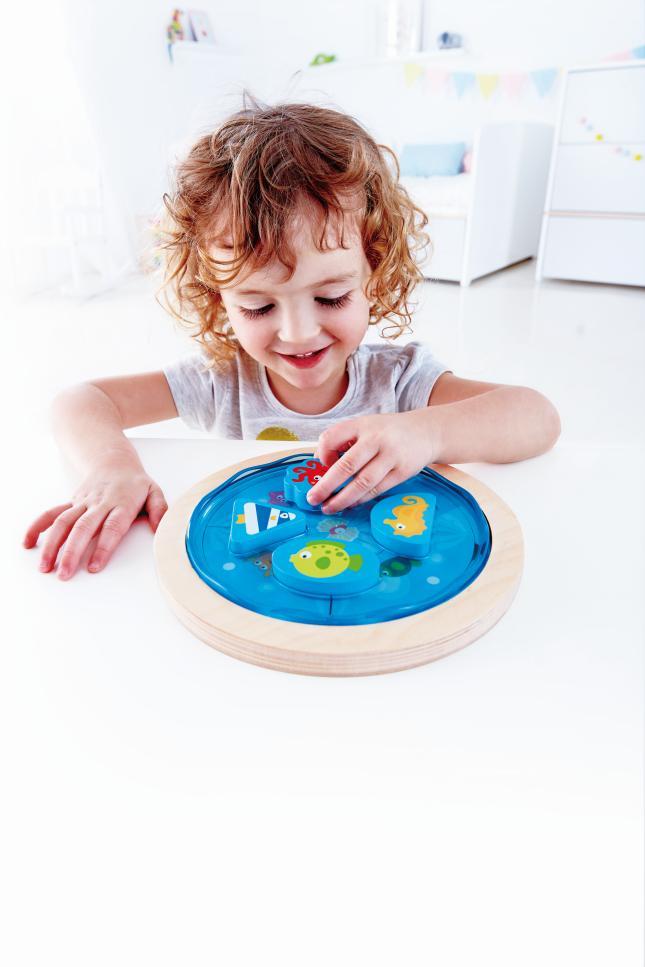 Hape 3D Puzzle Meer