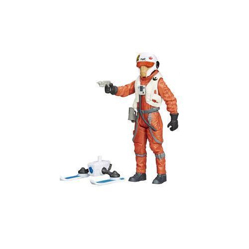 Star Wars E7 3.75 Basisfiguren B4167 E7 Pilot Asty