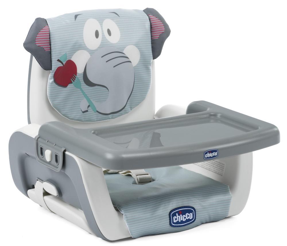 Chicco Stuhlaufsatz Mode Baby Elephant