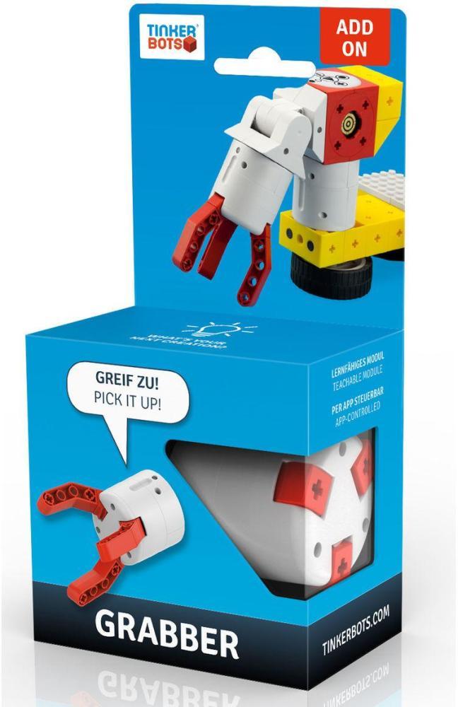 Tinkerbots Robotics Grabber