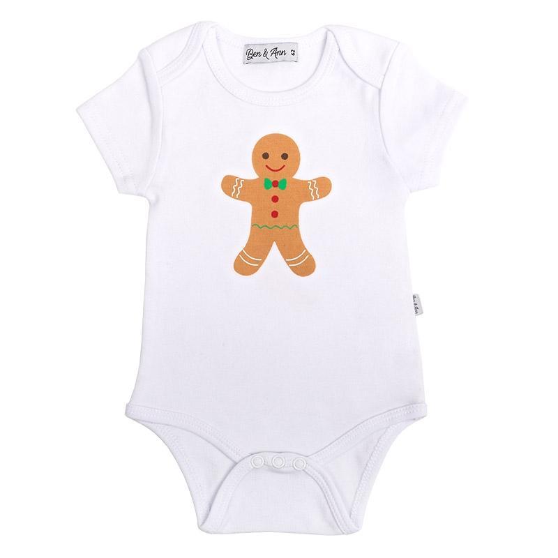 Neugeborenen Body Lebkuchemann