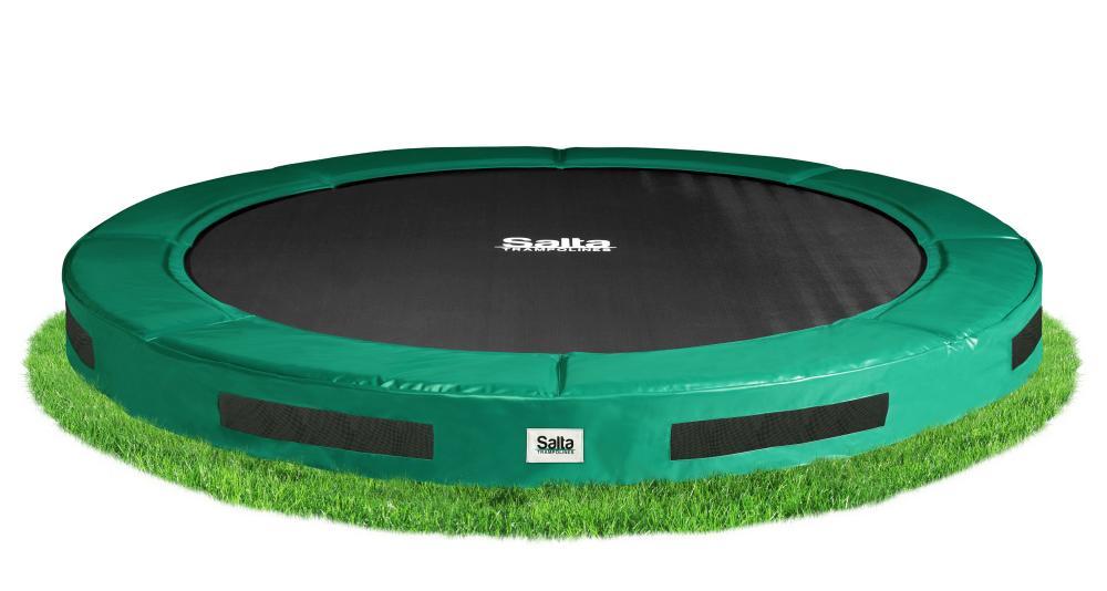 Salta Excellent Ground Trampolin 183cm grün