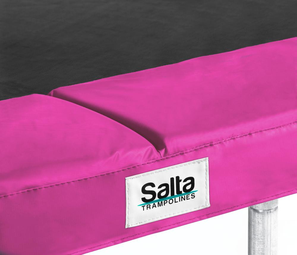 Hochwertiger Schutzrand pink 153x214cm