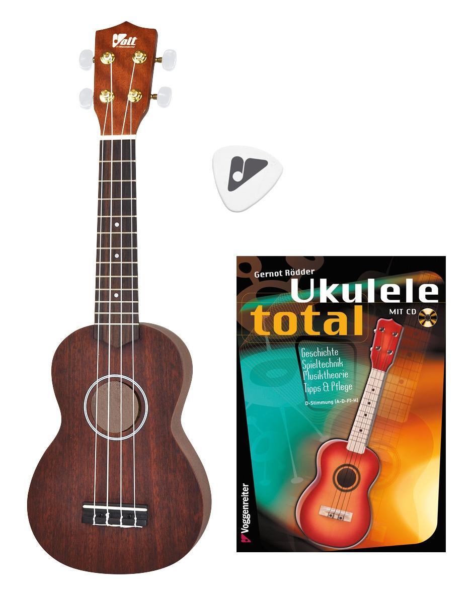 VOLT Complete Ukulelen-Set