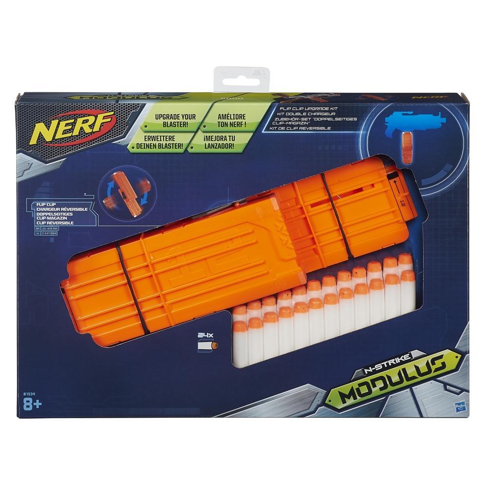 Nerf N-Strike Modulus Zubehör-Set Doppelseitiges C