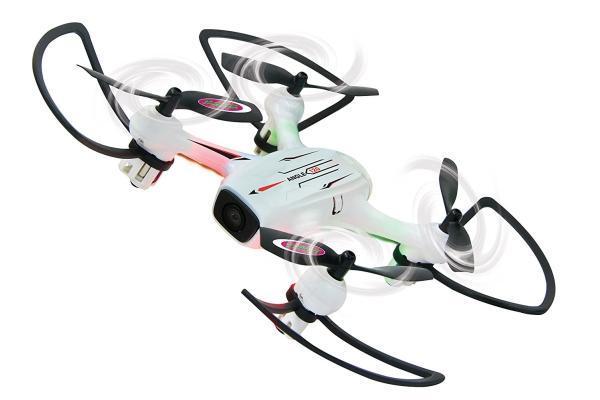 Quadrocopter Angle 120 Altitude HD WiFi